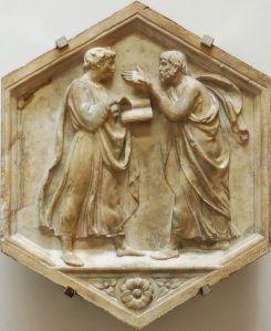490px-Plato_Aristotle_della_Robbia_OPA_Florence